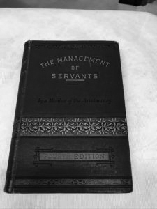 The Management of Servants by a member of the Aristocracy _ Mollspeak
