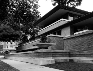 Darwin D. Martin House, Frank Lloyd Wright, 1905