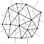 delaunay triangulation - Olivier Pasquet - 2012