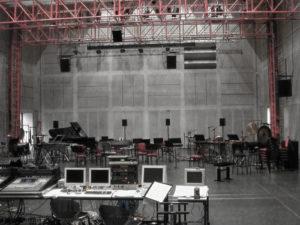 Ecosphere _ Grande Salle _ Pompidou Center _ 2002 - Olivier Pasquet