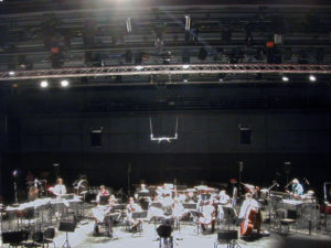 Ecosphere rehearsal with EIC - Olivier Pasquet