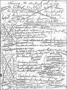 Finnegans Wake manuscripts