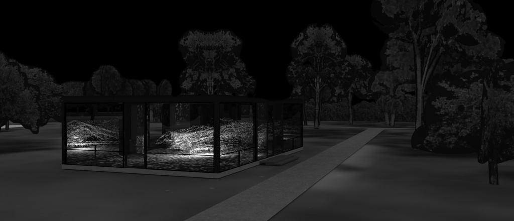 Pavilion simulation _ olivier pasquet 2017