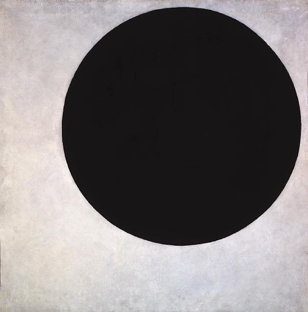 Black Circle _Kazimir Malevich _1924