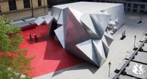 Pavillon21 in Munich - Olivier Pasquet