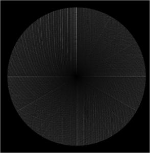 Ulam spiral - Olivier Pasquet