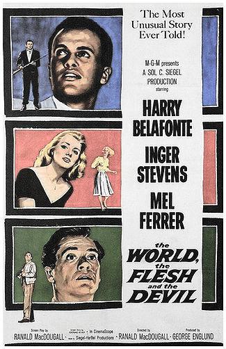 World Flesh Devil poster 1959