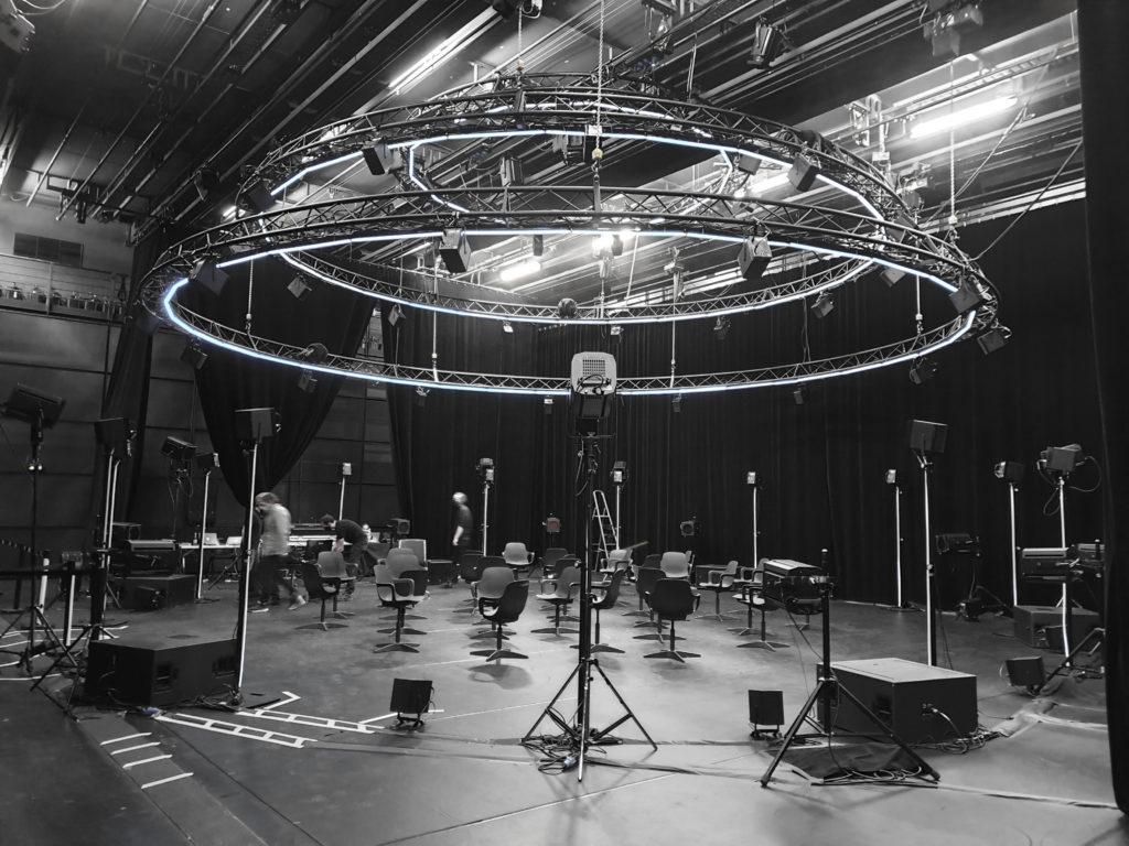 Bacchantes setup _ Olivier Pasquet _ Centre Pompidou _ Sept 2020