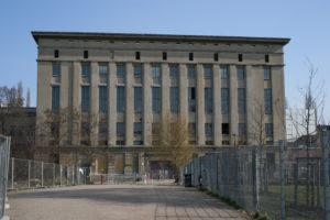 Berghain Berlin - Olivier Pasquet