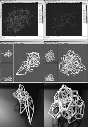 delaunay and polyhedra with rhino3d