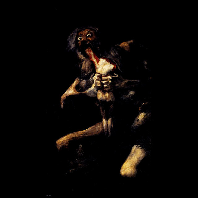 goya black paintings