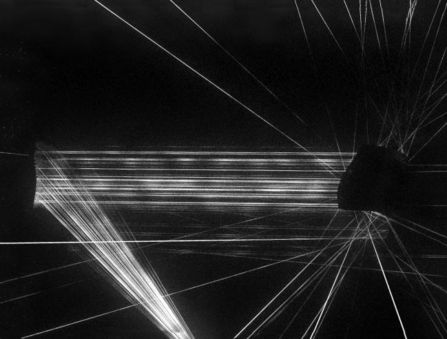 lloyd's mirror laser rays - Olivier Pasquet _2018