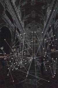 St Paul fake 3d cloud-point scanning