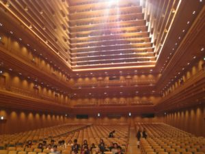 Opera City Tokyo - Olivier Pasquet