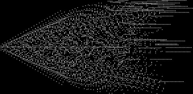 kaspar - another dimension reduction (3d-2d projection) of spiral - olivier pasquet _2010